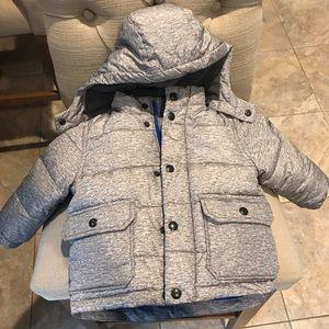 Toddler boys Gap puffer jacket